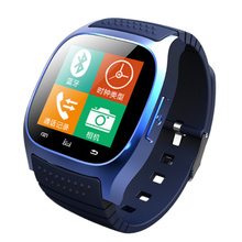 M26 Bluetooth Smart Watch Clock Support SIM Card Fitness Tracker Smartwatch Reloj Inteligente For Android PK
