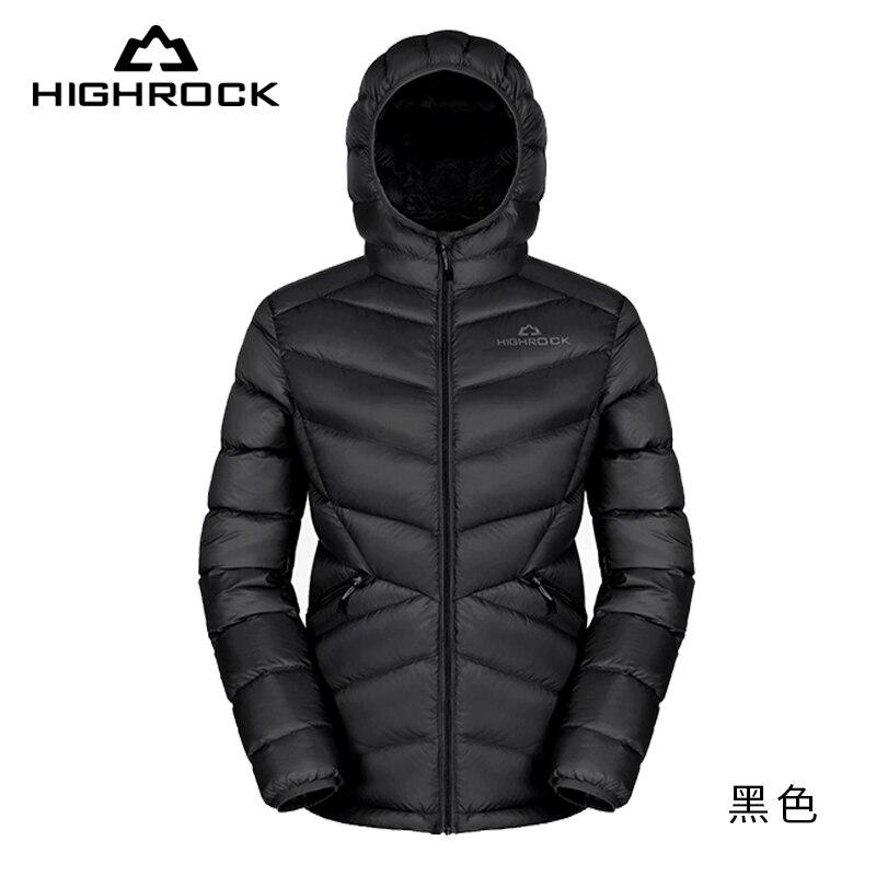 High rock Women S103 Light and Warm Waterproof Down JacketHigh rock Women S103 Light and Warm Waterproof Down Jacket