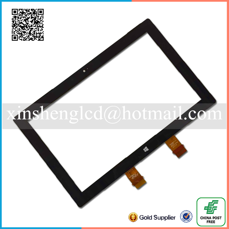 For 10.6 Microsoft Surface Pro 2 Win8.1 Touch Screen Digitizer Glass Replacement Parts 1pc/lot Free Shipping