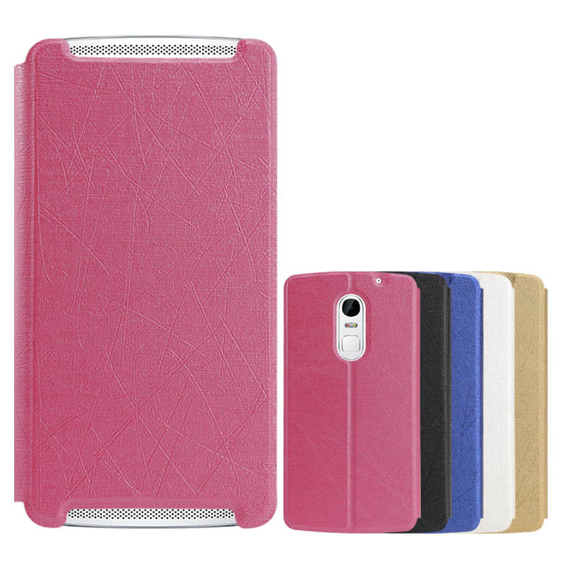 Lenovo Vibe X3 Case Cover Super Thin Fashion Leather Flip Cover Phone Case For Lenovo Vibe X3