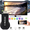 Mirascreen ota tv vara dongle top 1 airmirroring receptor exibição wi-fi dlna airplay miracast chromecast google chromecast