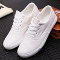 2016 Новые босоножки, женская обувь, белые туфли круглый повседневная обувь