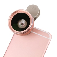 Macro Mobile Lens 0 45X Super Wide Angle Lenses 37mm Digital High Definition For Iphone 7