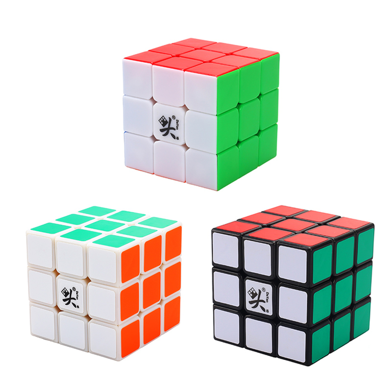 dayan guhong Three Layers 57mm Cube Puzzle Toy High-quality Magic Cube Ultra-Smooth Profissional Cubo Magico Classic Toys
