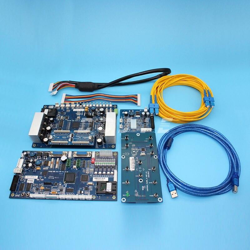 Pour hoson 5113 tête set board pour piezo et imprimante textile numérique