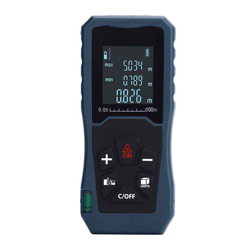 Laser Distance Meter 40M 60M 80M 100M Electronic Digital trena Laser Rangefinder Ruler Measure Tape Range Finder Afstandsmeter mini handheld digital laser distance meter 60m rangefinder trena laser tape range finder build measure device ruler test tool