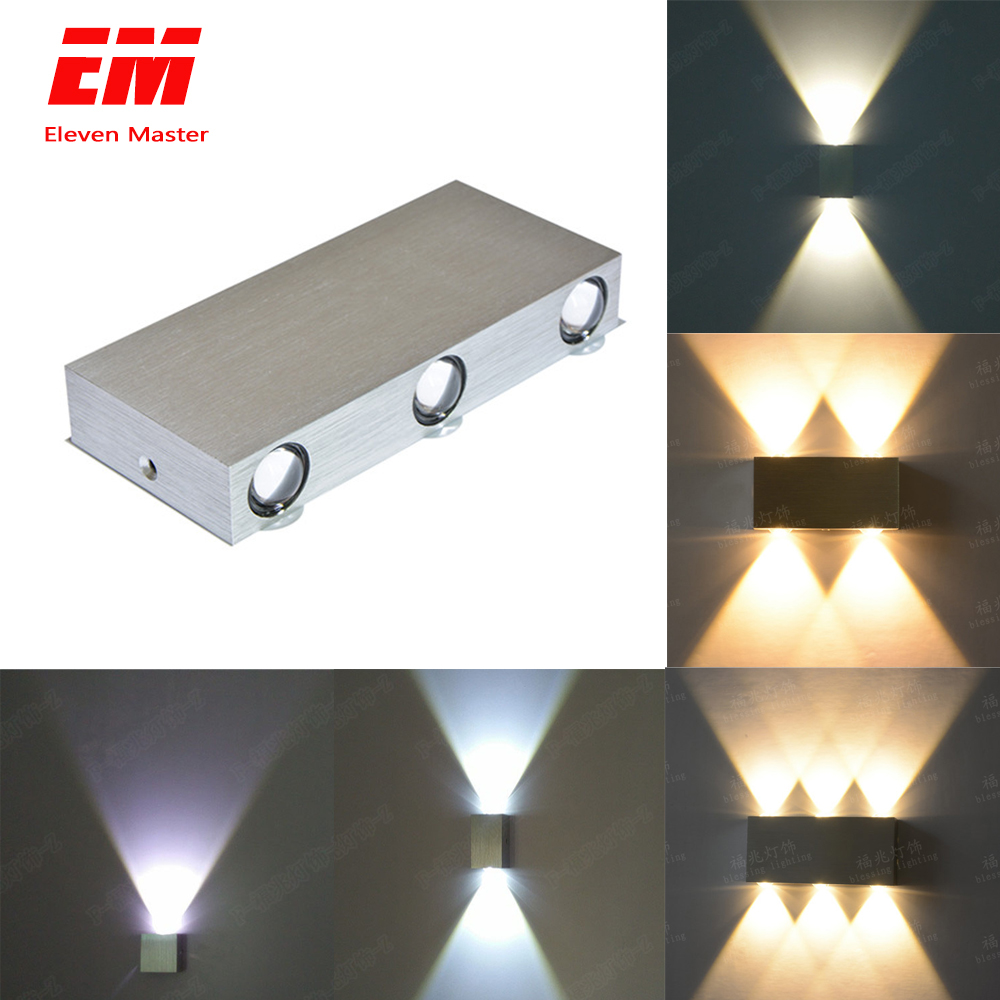 Led Wall Lamp Modern Sconce Stair Light Fixture Living Room Bedroom Bed Bedside Indoor Lighting Home Hallway Loft Silver ZBD0004Led Wall Lamp Modern Sconce Stair Light Fixture Living Room Bedroom Bed Bedside Indoor Lighting Home Hallway Loft Silver ZBD0004