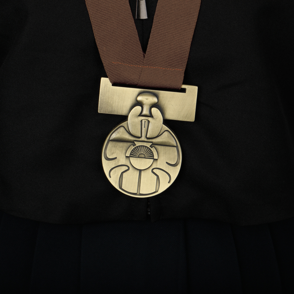 Star Wars Medal of Yavin Luke Skywalker Han Solo Chewbacca Medal Replica Alloy Star Wars Accessories Gift Souvenir (12)