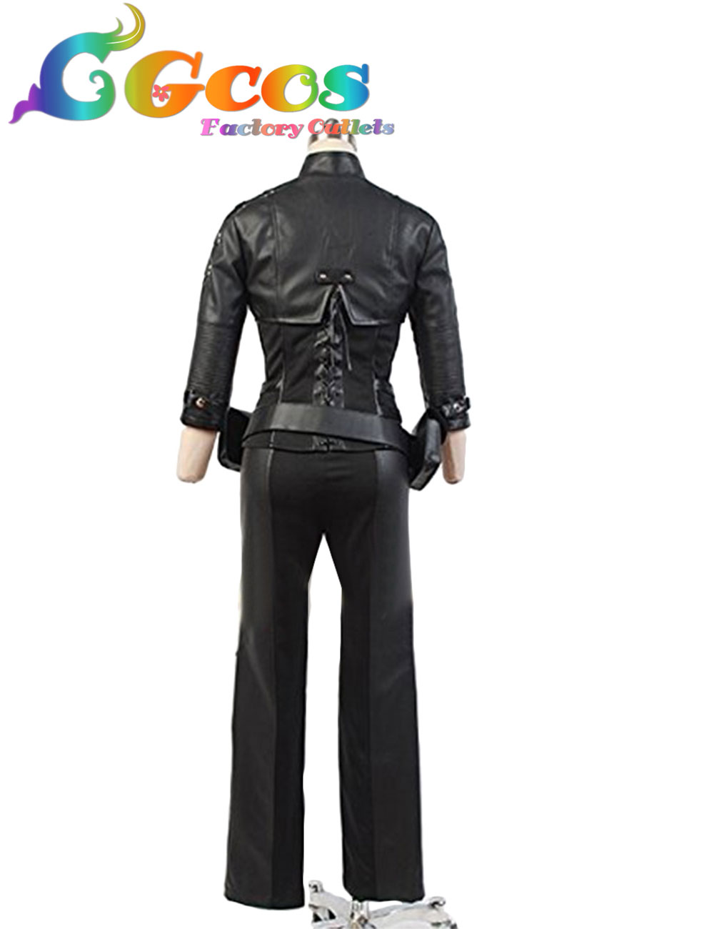Green Arrow Black Canary Sara Lance Cosplay Costume Uniform Full Set In Stock