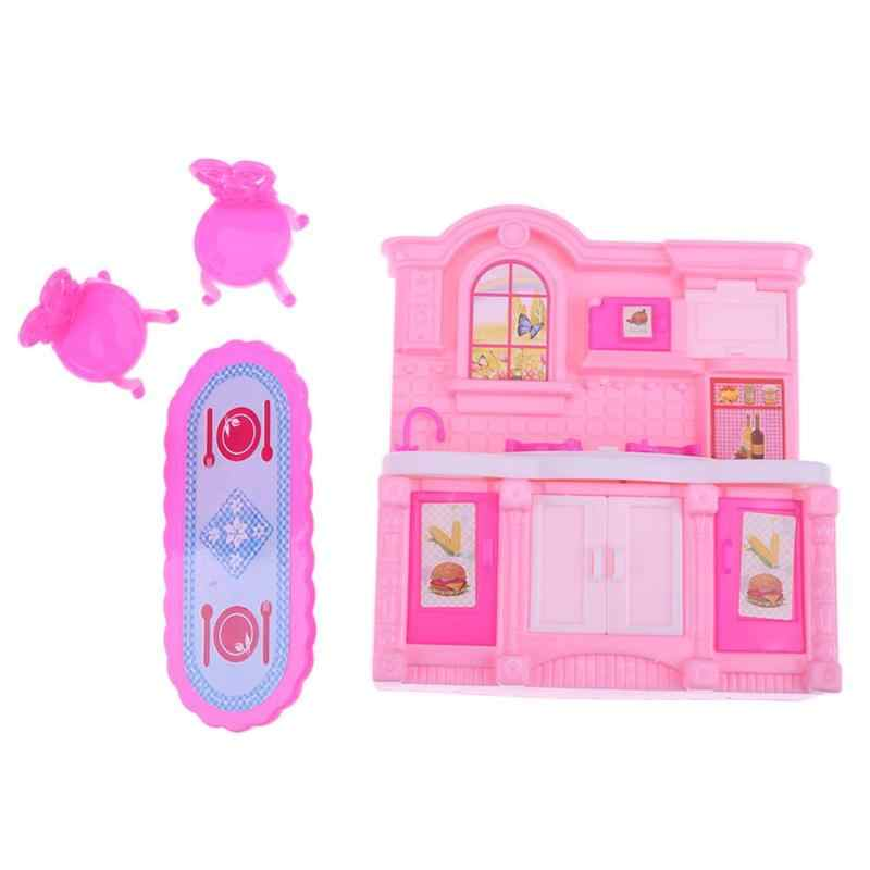 Detail Feedback Questions About Dollhouse Kitchen Simulation Barbie