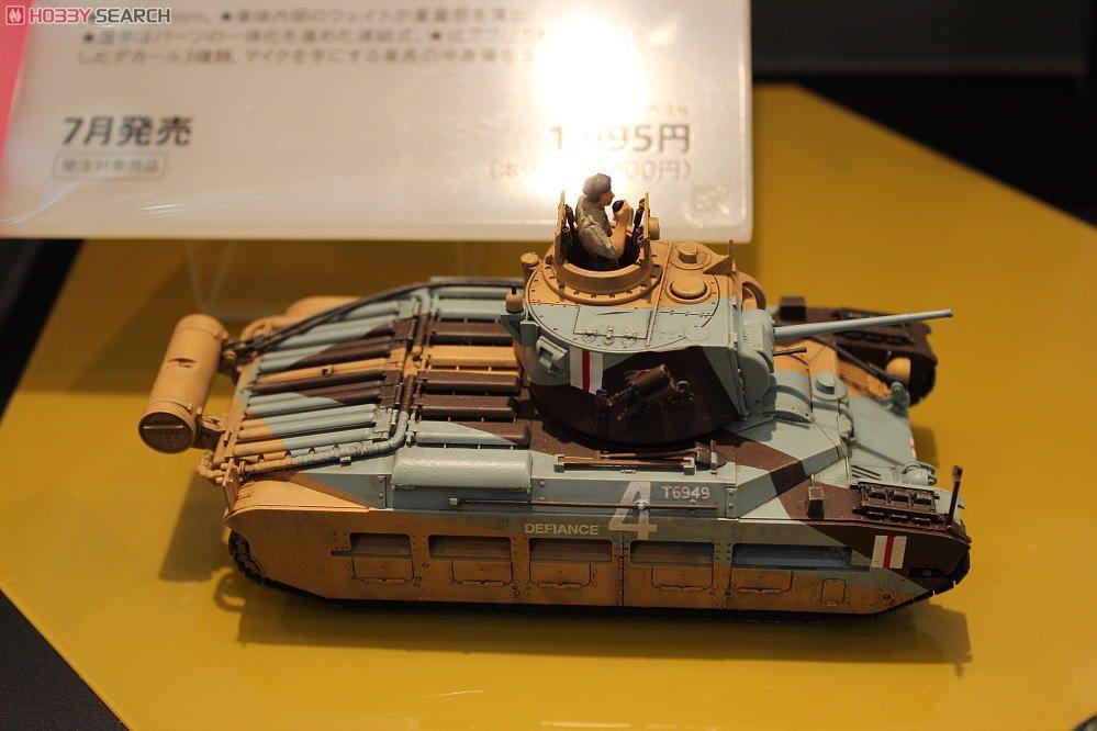 Scale 1:48-32572 Tamiya Matilda Mk.III/IV British Infantry Tank ...