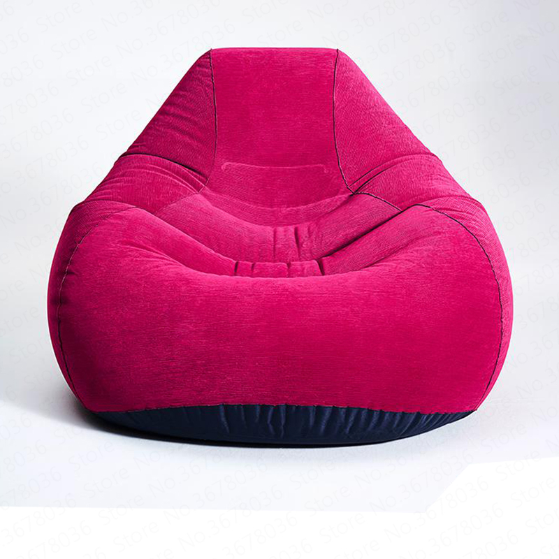 Inflatable Sofa Single Lazy Couch Chair
