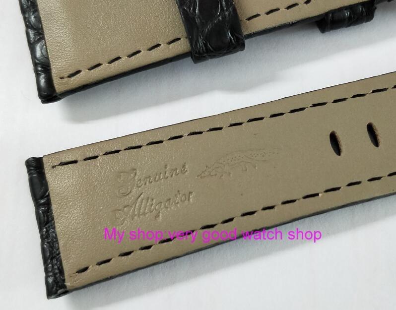 24mm Watch band strap escultura padrão de