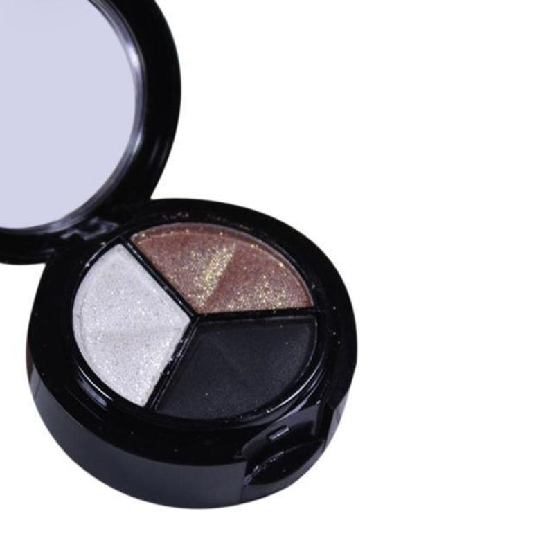 Beauty Essentials Beauty & Health Makeup Eye Shadow Smoky Cosmetic Professional Natural Shimmer Maquiagem Eyes Pressed Glitter New Arrival 3 Colors Beauty
