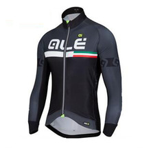 ALE Pro Ropa ciclismo Men Long Sleeves Cycling Jersey MTB Mountain Bicicleta Bike clothing breathable Sportwear China Cheap L7