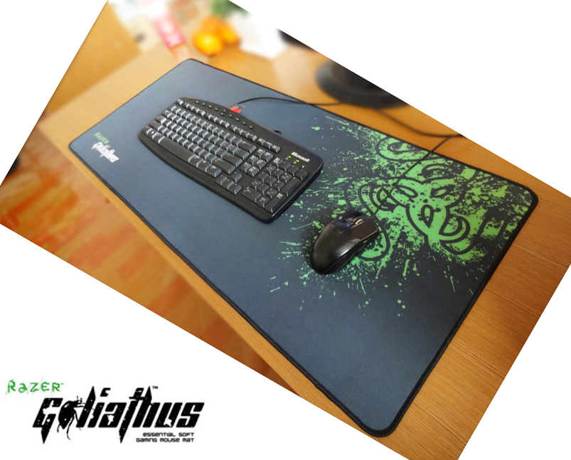 561f52320e8 Large Extra Rubber Razer Goliathus speed Edition Fragged Alpha Gaming Extended  Mouse Pad Mat world of tanks dota 2 cs go wot-in Mouse Pads from Computer  ...