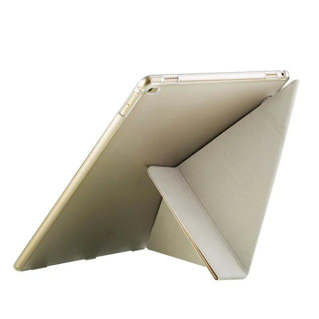 Ultra Thin Transformer Stand Cover For Ipad Pro 12.9 Inch, Tablet PU Leather Case For Ipad Pro 12.9 Shell Bag Ipadpro 12.9 Pouch