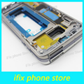 2pcs/lot Original for Galaxy S7 edge Mid Middle Plate Frame Housing for Samsung Galaxy S7 edge G935F G935P G935V G935A
