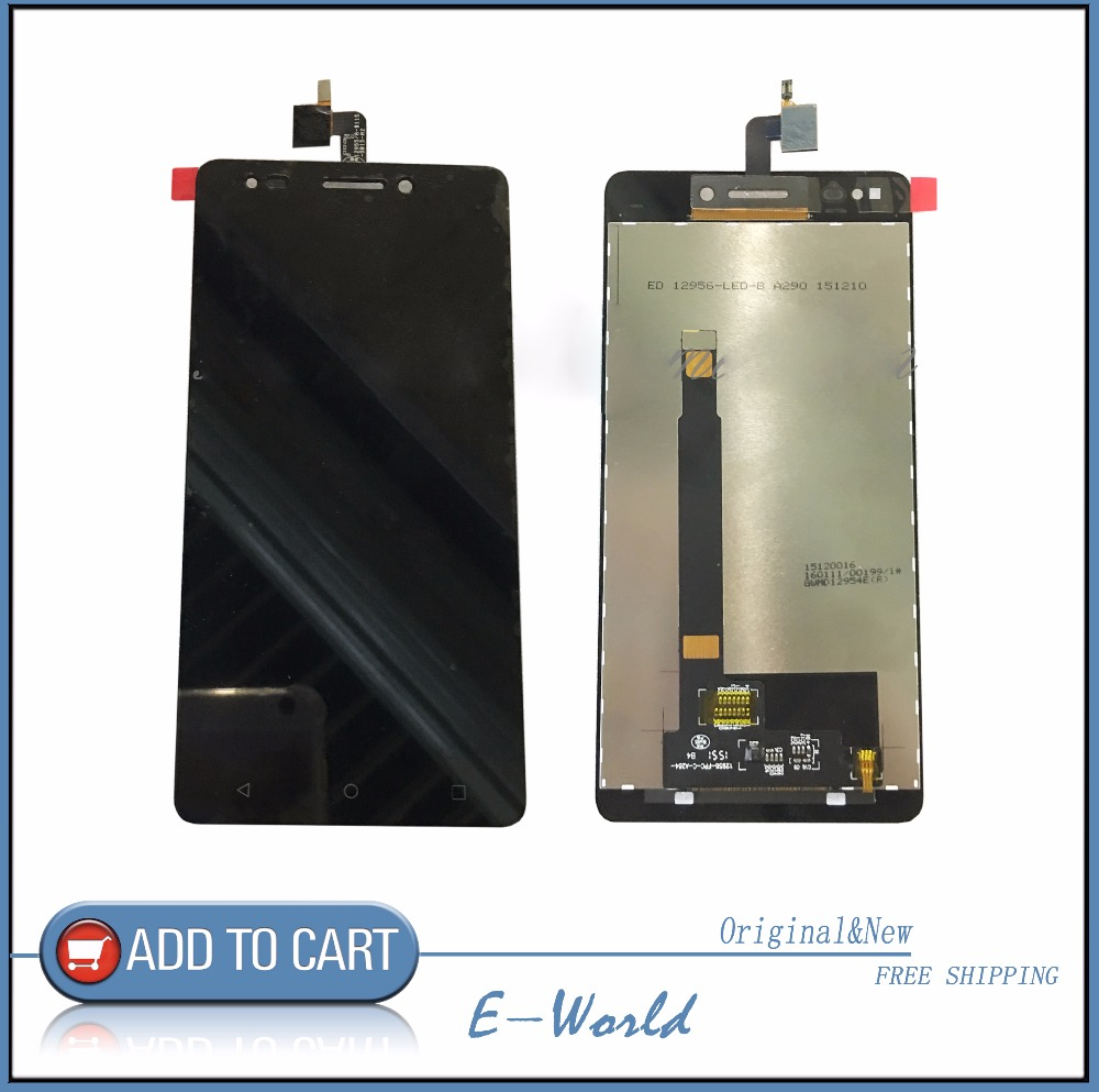 Original and New For BQ Aquaris M5.5 12956 LCD Display Touch Screen Digitizer Assembly free shipping bq aquaris 5 7 lcd screen display touch screen digitizer touch panel assembly white color