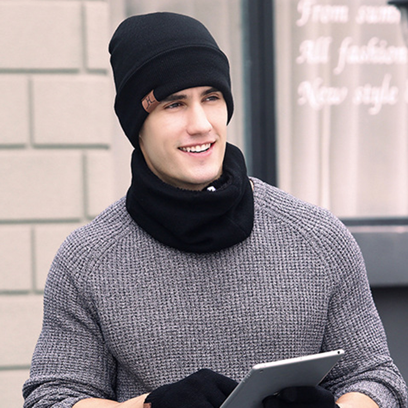 scarf hat set (6)