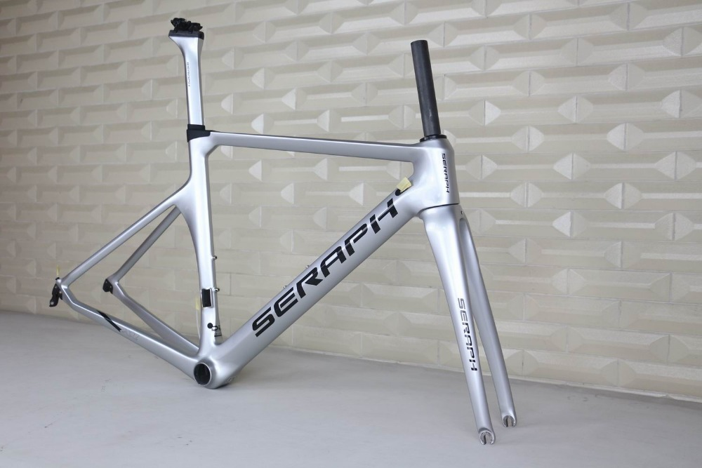 custom many color 2017 SERAPH new painting China Carbon Bike Frame ...