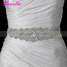 Amelie 10pcs Wedding Bridal Sashes Bride Dress Accessories
