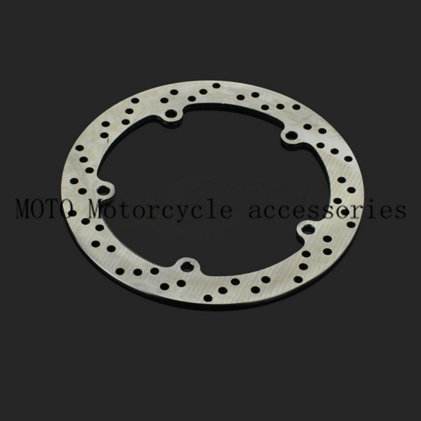 Motorcycle Rear Brake Disc Rotor For BMW R 1150 RS 01-06 R 1150 R Rockster 2003 2004 2005 2006 R 1100 S 1996-2006 R 1100 R 93-01 motorcycle part front rear brake disc rotor for yamaha yzf r6 2003 2004 2005 yzfr6 03 04 05 black color