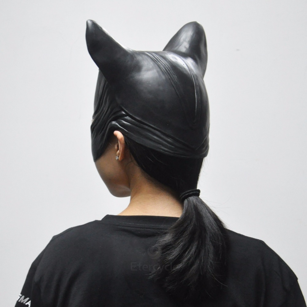 Aliexpress.com : Buy Movie Batman Catwoman Rubber Latex Party Mask ...