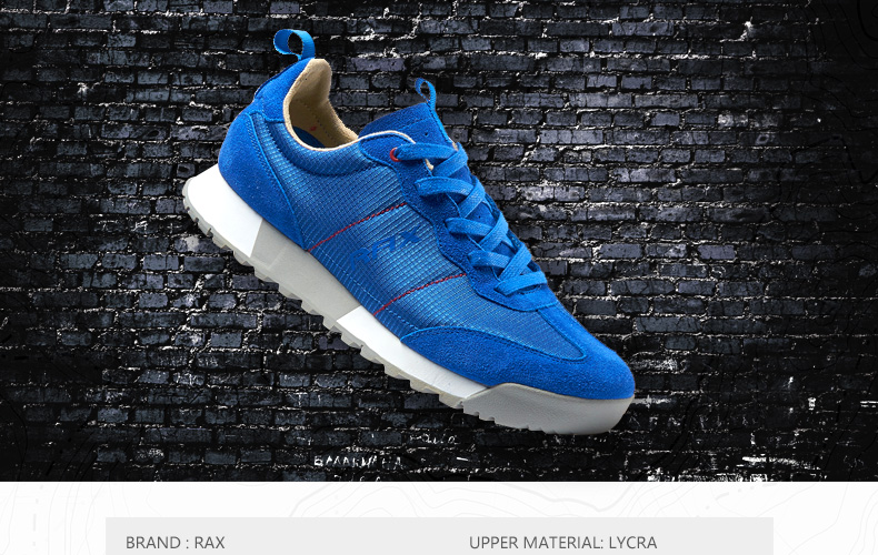 Rax Men Women Running Shoes Outdoor Sports Shoes Men Athletic Shoes Breathable Sneakers Fast Walking Jogging Shoes 60-5c350 29