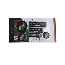 KODASKIN Carbon Sticker Decal for Aprilia Scarabeo 50 125 150 200 250 500