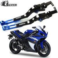 CNC Aluminum Motorcycle Brake Clutch Levers Adjustable Folding Extendable For Honda CBR150R CBR 150R 150 R 2011 2012 2013 2014