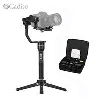 Cadiso Professional Video Studio MD1 3 Axis Gimbal Handheld Camera Stabilizer for Sony Canon Panasonic DSLR Mirrorless Camera
