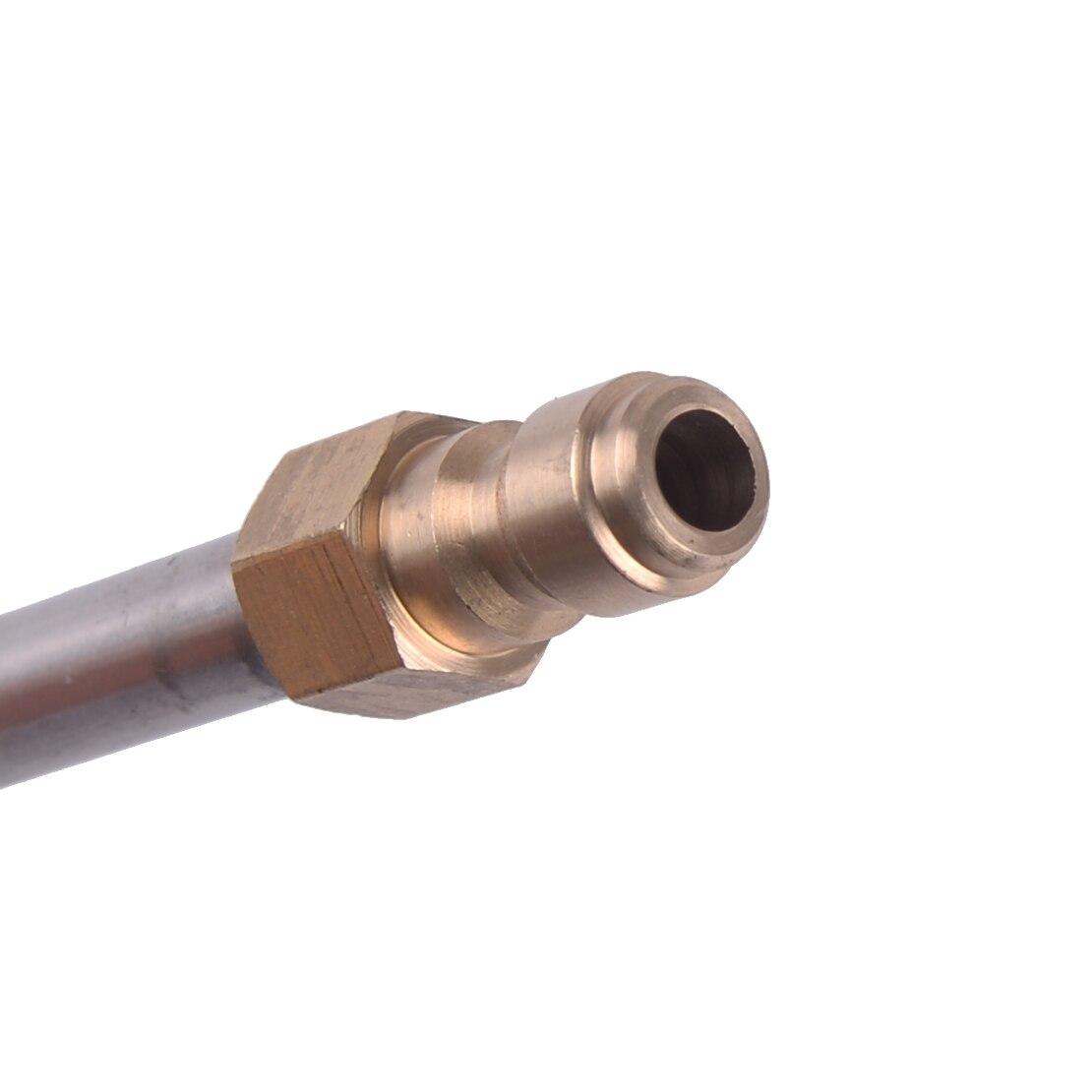 LETAOSK 1/4 дюймов быстрое подключение 90 градусов u-образный шайба устройство для чистки желоба копье палочка Локоть Комплект тяг крепления