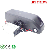 En venta envío gratis a la UE nos capacidad 36V 20Ah Ebike Li Ion Hailong tiburón por batería de tubo para sondor ebike bicicleta de ciudad|Batería de bicicleta eléctrica| |  -