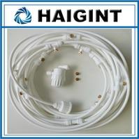 0480 HAIGINT 12m China supplier standard white low pressure Working pressure 1.5 30bar anti fog spray for swim
