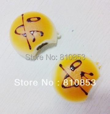 10pcs/lot Free Shipping Squishy Buns Bread Chains, Panda Shape Squishies Mobile Phone Straps, Wholesale #0824