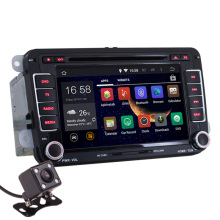 Android 5.1 7 Inch Car Dash DVD Player GPS 3G WIFI Quad Core / 16GB / DVR / OBD / Bluetooth / 1024×600 / for VW SKODA LEON SEAT