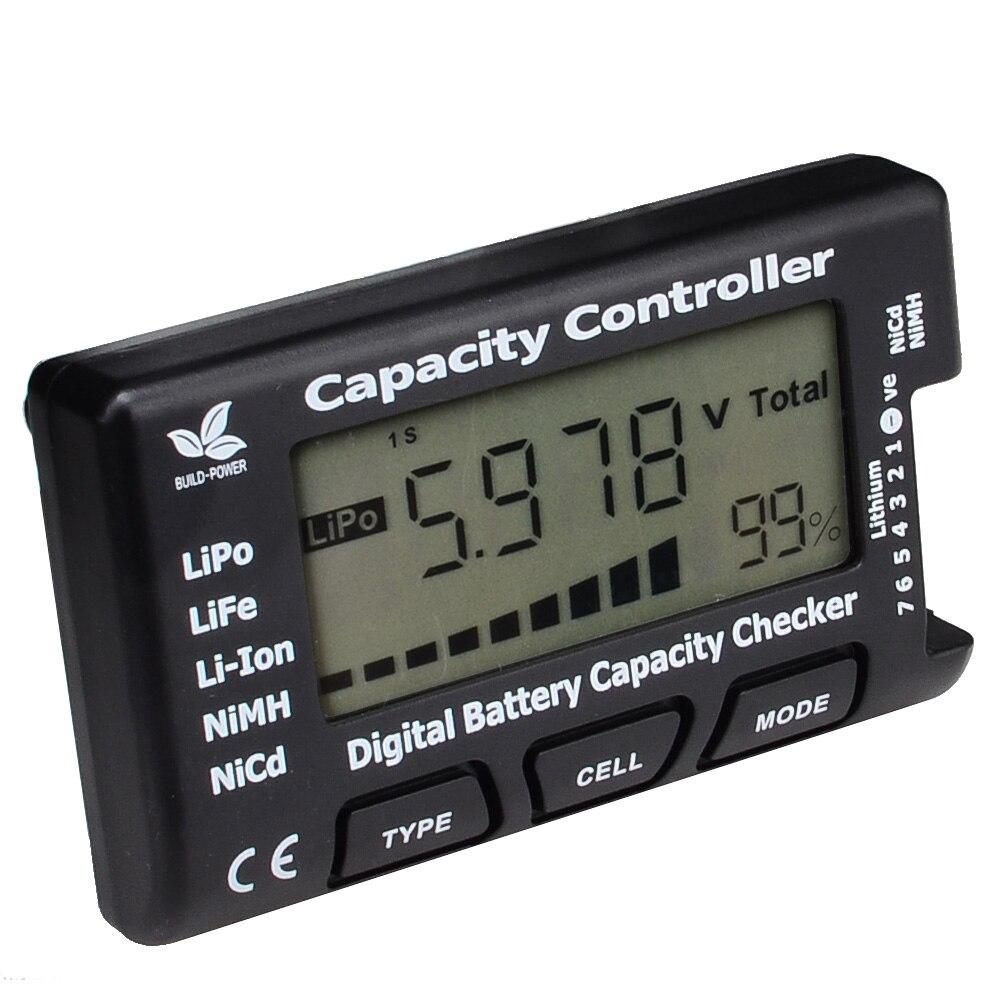 Высокое качество Cellmeter 7 цифровой аккумулятор ёмкость Checker RC CellMeter 7 для LiPo LiFe Li Ion NiMH Nicd|Детали и аксессуары|   | АлиЭкспресс