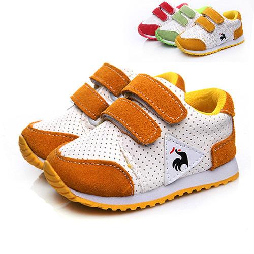 Antideslizante zapatos de bebé zapatos niñas zapatos zapatillas de bebé moda chicos zapatillas suaves del niño del bebé zapatos de las muchachas primero walkwer