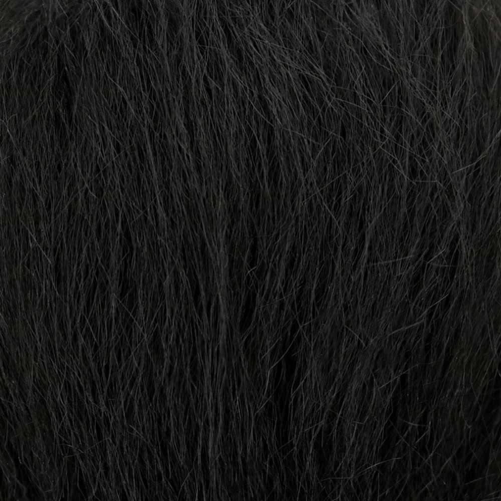 12 ''короткий черный кудрявый страйгт синтетический Элвиса Пресли деревенский Кот Король Косплей афро парики для мужчин Карнавальный Костюм Хэллоуин