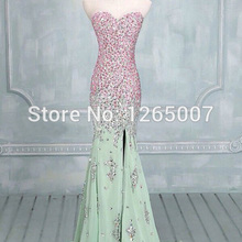 La MaxPa 2018 Mermaid Prom Dress Special Occasion Dress