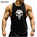 New Brand clothing Bodybuilding Fitness Men Tank Top Golds Gorilla Wear Vest Stringer Undershirt