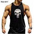 Nova marca clothing gorila ouros musculação homens fitness tanque topo desgaste colete stringer undershirt