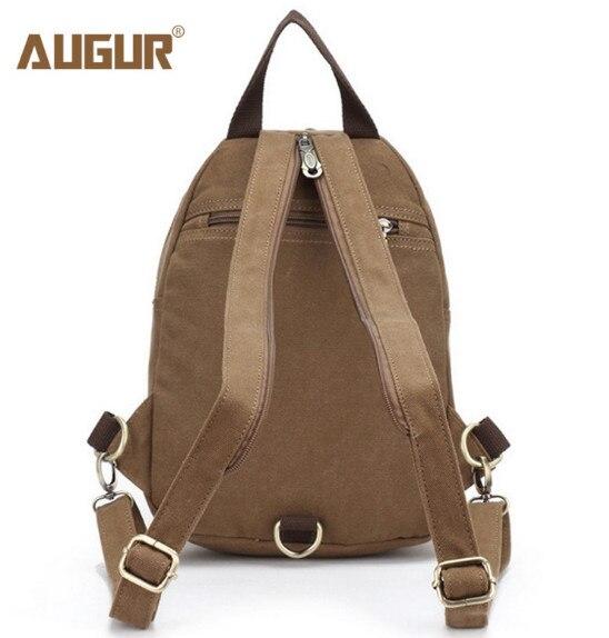 Vintage Canvas Backpack For Teenage Girls School Bag Travel Ipad Backpacks Bags