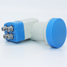 0.1dB Universal Quad LNB High Quality Full HD Digital
