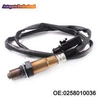 0258010036 For Audi A4 A6 S4 Volkswagen T ouareg Golf J etta New Lambda Sensor Oxygen Sensor car accessories