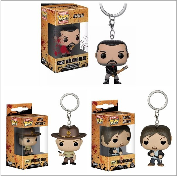 funko-pop-font-b-walking-b-font-font-b-dead-b-font-daryl-dixonrick-grimes-pocket-keychain-action-figure-toys-for-children-christmas-gift-with-retail-box