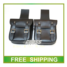 Motorcycle saddle bags saddlebag Prince Regal Raptor cruise vehicle side box edge motorcycle knight