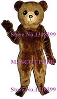 mascot Cute Big Teddy Bear Mascot Costume Adult Size Bear Theme Anime Cosplay costumes Carnival Fancy dress Kits for school