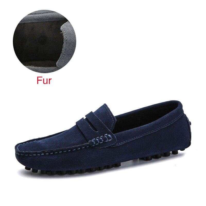 02 Fur Dark Blue